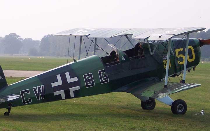 BU-131 Jungmann