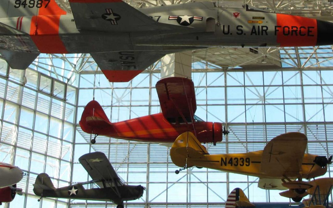 The Museum of Flight in Seattle
