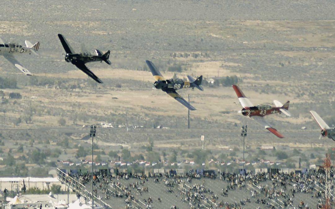 The Reno Air Races