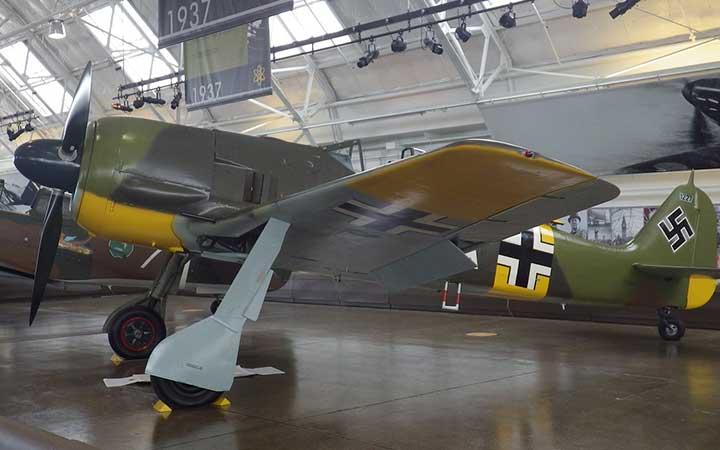 Focke Wulf Fw190A-5