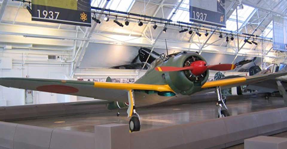The Ki-43 Oscar