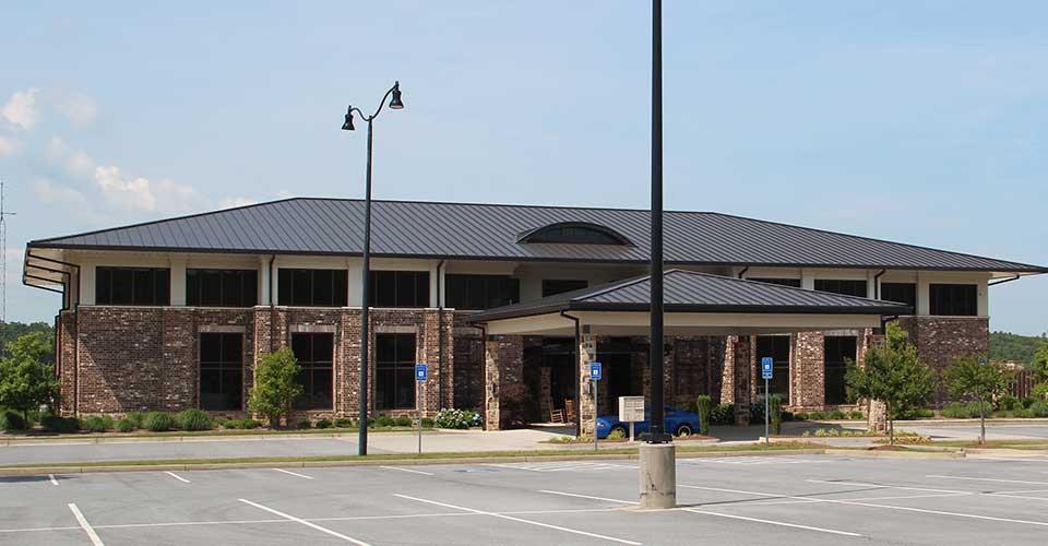 Paulding Northwest Atlanta Airport Terminal