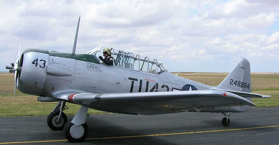 North American AT-6 (SNJ) Texan