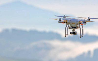 Drones into the NAS