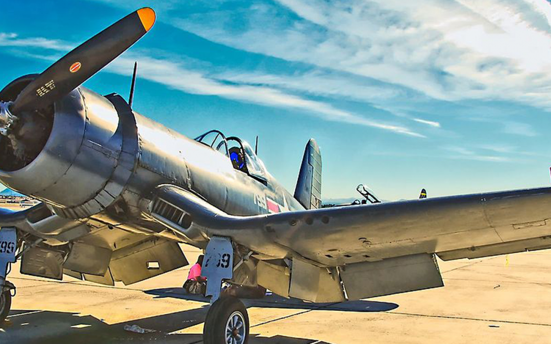 The Planes Of Fame Museum – A Tribute To Excellence In Preserving America's Aviation Heritage