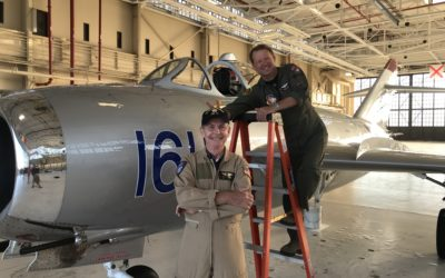 "Randy Ball, The MiG-17F and Secrets of ""Top Gun"""