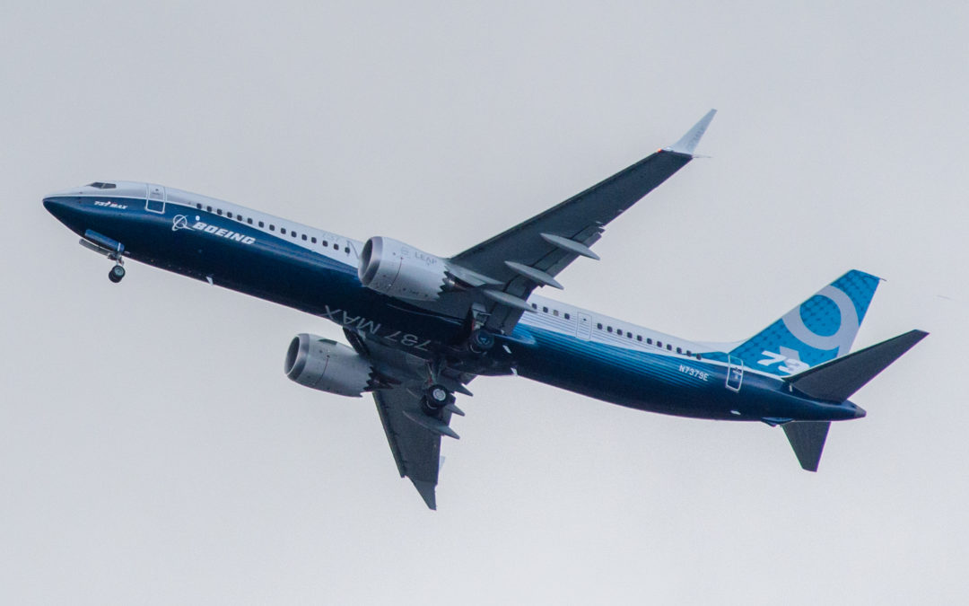 An Analysis of the Engineering Decisions Made by Boeing in  Designing the B-737 Max Aircraft