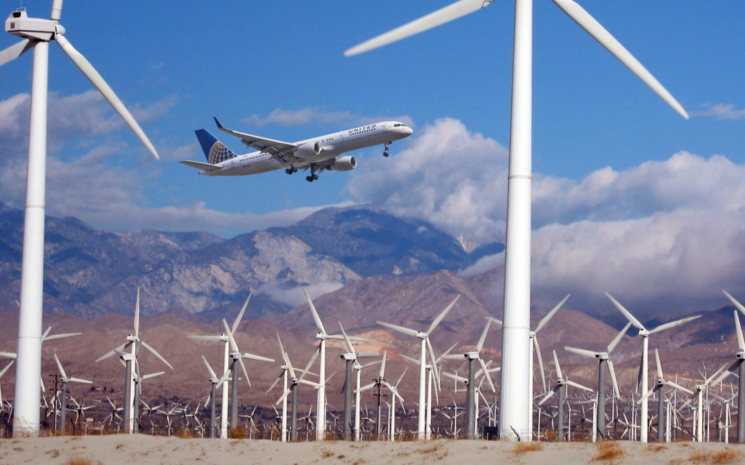 Wind Farms and Public Use Airports – Why the FAA Fails to Ensure Air Safety